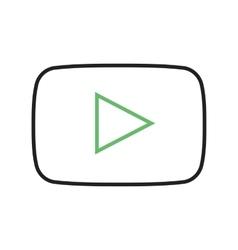 Youtube i vector