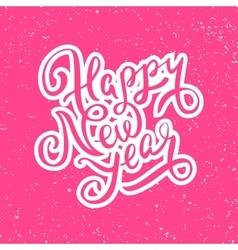 Happy new 2017 year vector