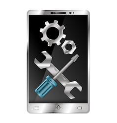 Repair gadget symbol vector