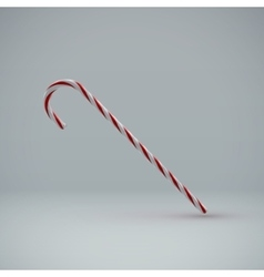Christmas sweet candy vector