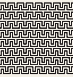 maze tangled lines contemporary graphic vector image vector image