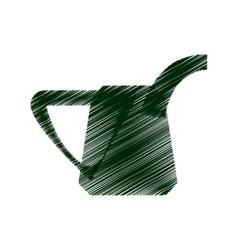 Sprinkler garden isolated icon vector