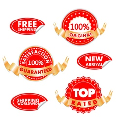 Tags for sales vector