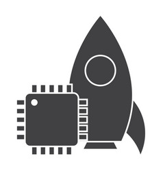 System engineering icon vector