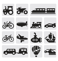 transportation vector image