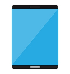 Smart tablet icon vector