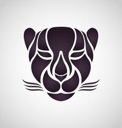 Cheetah logo vector