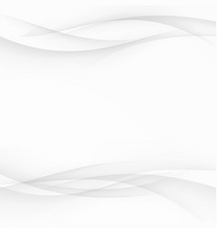 Modern abstract minimalistic grey lines layout vector