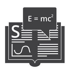 Theory icon vector