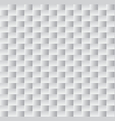 White geometric texture vector