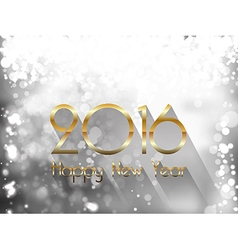 New Year Design vector image