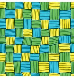 hand-drawn matting seamless vector image vector image