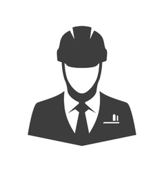 Icon engineer vector