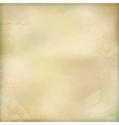 Aged plaster wall abstract background vector image