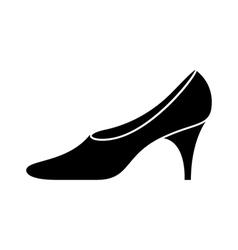 Women shoe vector
