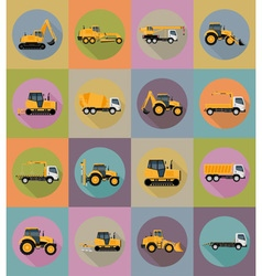 Transport flat icons 39 vector