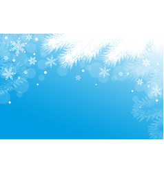 new year and christmas background vector image vector image