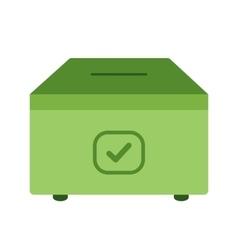 Ballot Box vector image