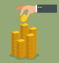 money icon design vector image