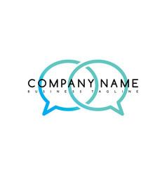 exclusive brand company template logo logotype art vector image