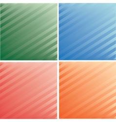 Background from the colored bars vector