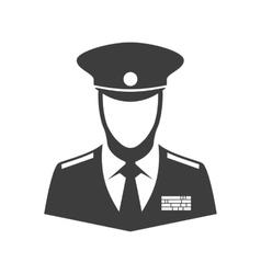 Icon veteran vector
