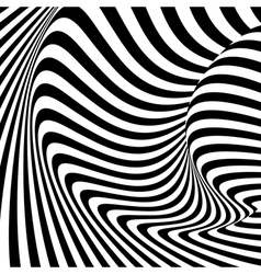 Design monochrome movement background vector