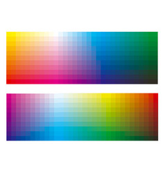 Concept color background vector