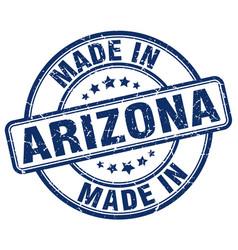 Made in arizona vector