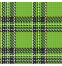 Seamless tartan plaid pattern background with vector