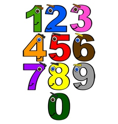 Happy numbers vector