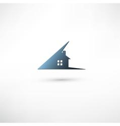 Real estate concept design vector