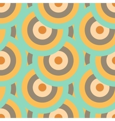Retro different seamless patterns tiling vector image vector image
