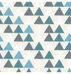 Seamless hand drawn geometric pattern vector