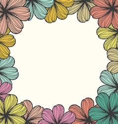FlowerElements6 vector image vector image