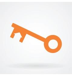 key home symbol icon vector image