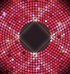 Disco party background ball nightclub and vector