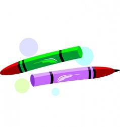 art tools vector image vector image