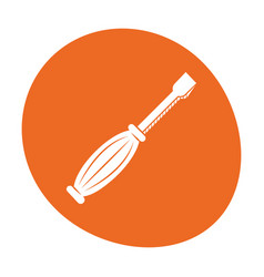 Screwdriver repair tool image vector