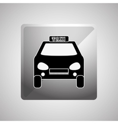 Taxi icon design vector
