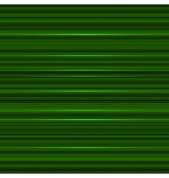 Green Abstract Dynamic Stripe Background vector image vector image