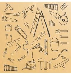 Sketch tools vector