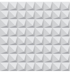 gray geometric pattern vector image vector image