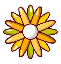 Honey plant icon cartoon style vector