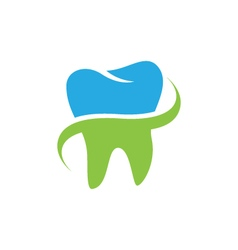 Dental logo template vector