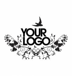 your logo vector image vector image