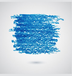 Abstract background with blue felt-tip pen vector