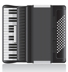 Accordion 01 vector