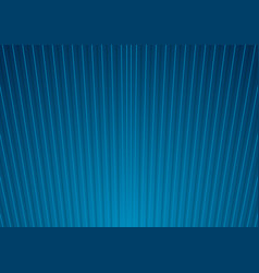 Bright blue corporate striped background vector