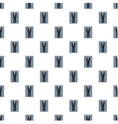 Wedding tuxedo pattern vector